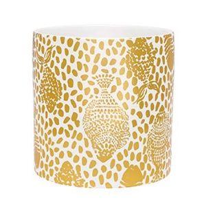 NIB Lilly Pulitzer Ceramic Round Vase